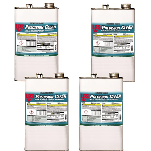 LPS Precision Clean Degreaser 3.78 L (Case of 4)