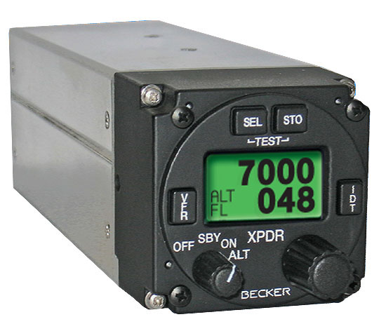 Transponder Becker BXP 6401-2