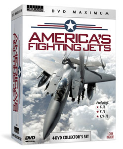 Americas Fighting Jets