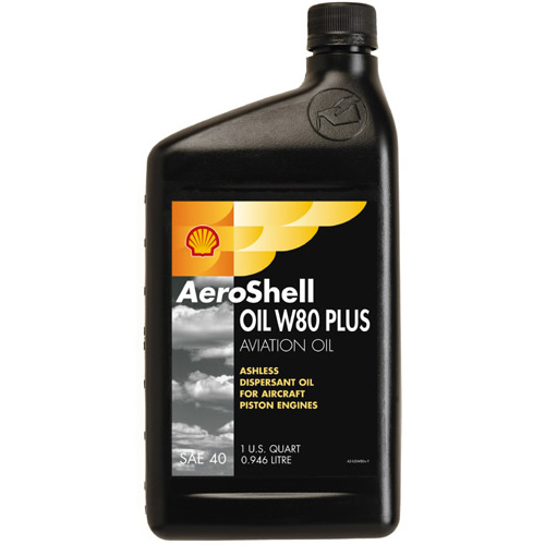 AeroShell W80 Plus Oil