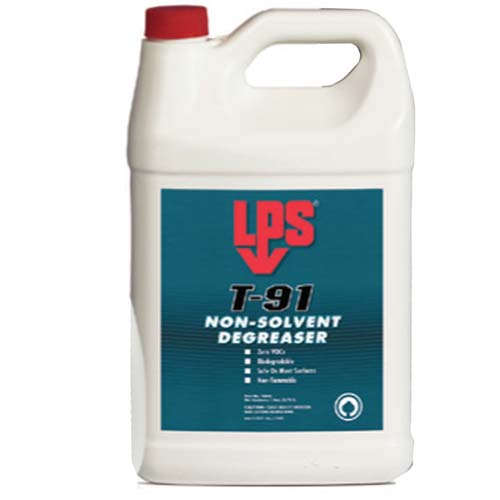 LPS T-91 Degreaser 3.78 L (4 x Case Qty)
