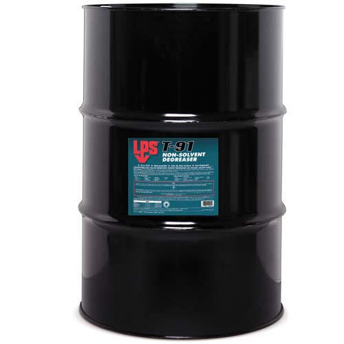 LPS T-91 Degreaser 205 L Drum