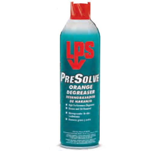 LPS PreSolve Orange Degreaser 523ml (Case of 12)