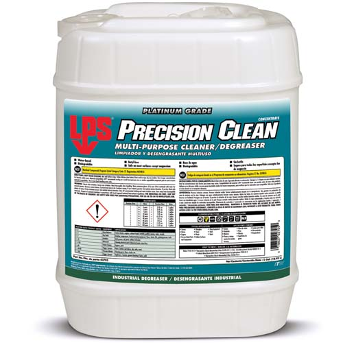 LPS Precision Clean Degreaser 18.93 L Barrel