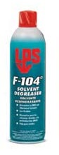 LPS F-104 Solvent Degreaser 532ml Aerosol (Case of 12)