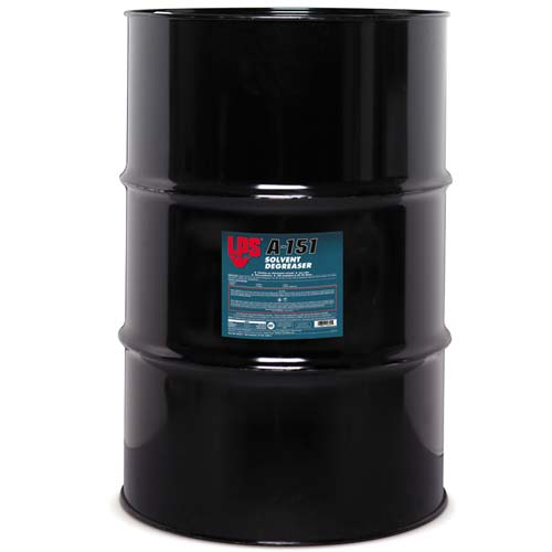 LPS A-151 High Flash Point Solvent Degreaser - 205L Drum