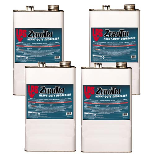 LPS Zerotri Degreaser 3.78 L (Case of 4) Cans