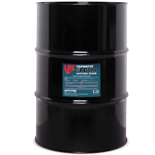 LPS Tapmatic 1 Gold Cutting Fluid 205 L Drum