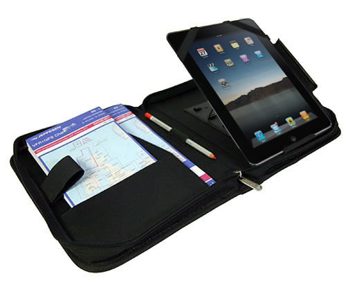 iPad Kneeboard & Carry Case