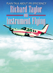 Richard Taylor on Instrument Flying