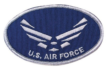 Nášivka U.S. Air Force