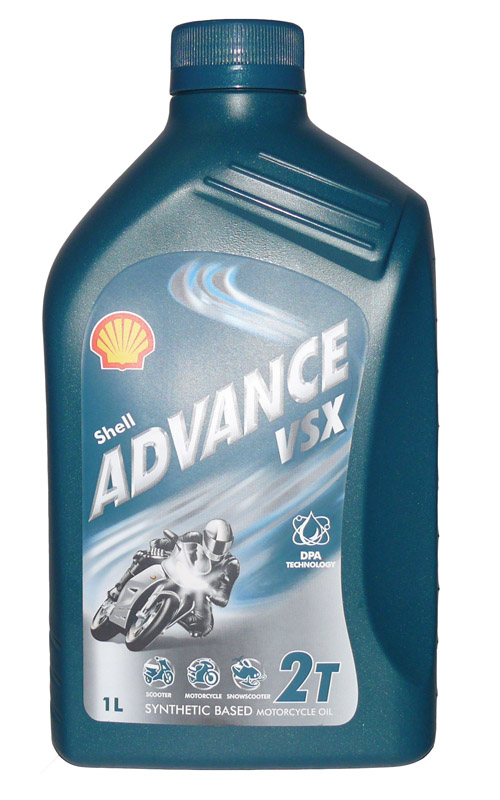 Shell Advanced VSX 2 - 0,946 Lt
