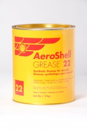 Aeroshell Grease 22 - 3kg Tin - MIL-PRF-81322G DEF STAN 91-52